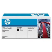 Mực in HP 650A Black LaserJet Toner Cartridge (CE270A)